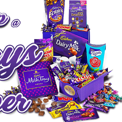 Free cadbury chocolate