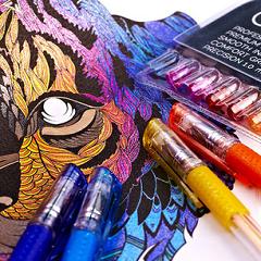 Free chromatek pens