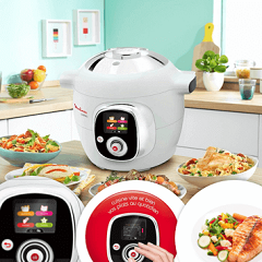 Free cooking robot