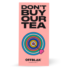 Free off blak tea sample