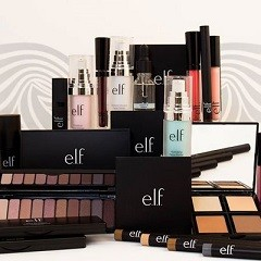 Elf cosmetics product tester