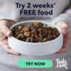Try Free Dog Food Trial